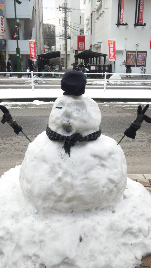 雪だるま20140210.jpg